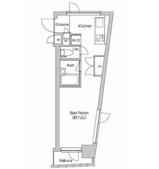 プライムアーバン代々木303号室