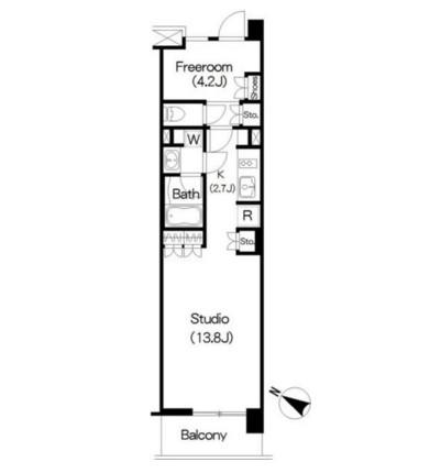 Brillia ist 三軒茶屋 アイビーテラス306号室
