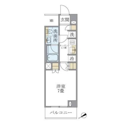 アパートメンツ北沢309号室