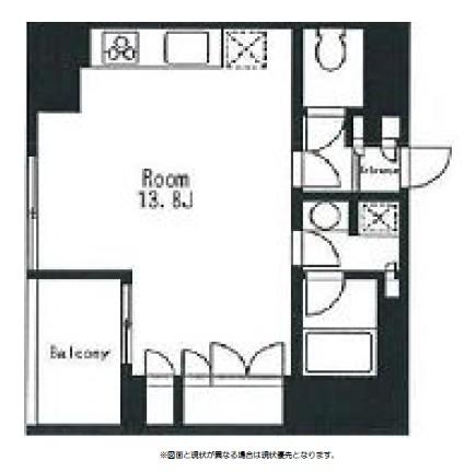 アパートメンツ目黒行人坂301号室