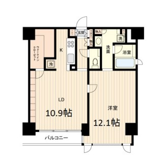 レジデンス白金パークフロント802号室