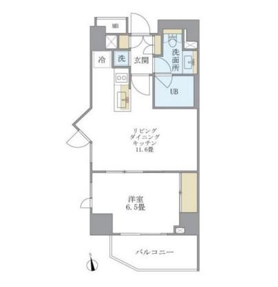 アパートメンツタワー六本木904号室