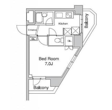 プラウドフラット代々木上原306号室