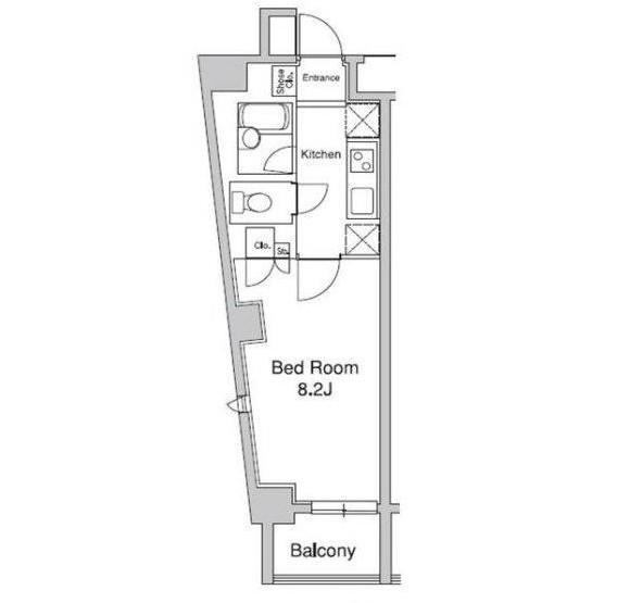 プラウドフラット代々木上原401号室
