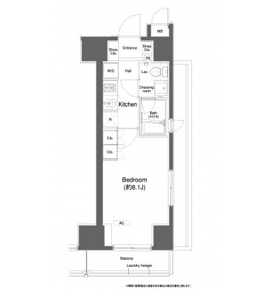 プラウドフラット白金高輪209号室