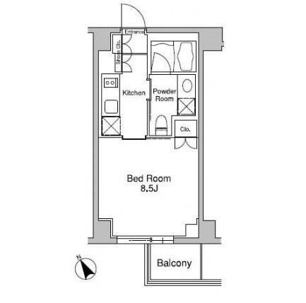 プラウドフラット南青山303号室