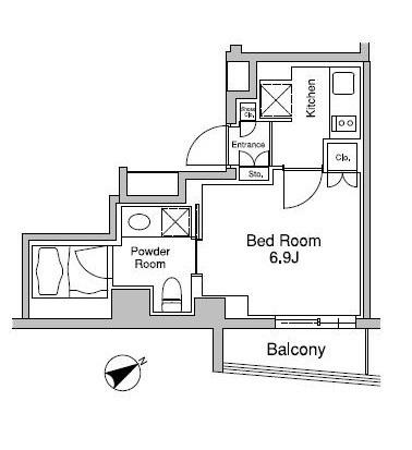 プラウドフラット南青山305号室