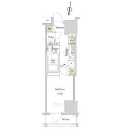 アーバネックス西新宿1003号室