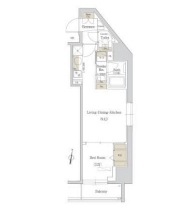 アーバネックス西新宿1104号室