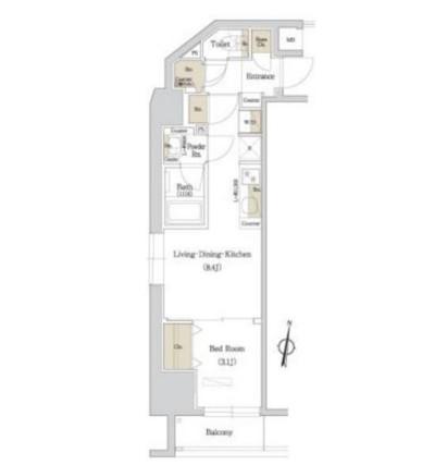 アーバネックス西新宿201号室