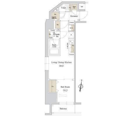 アーバネックス西新宿301号室