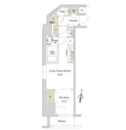 アーバネックス西新宿401号室