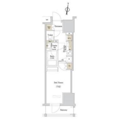 アーバネックス西新宿503号室