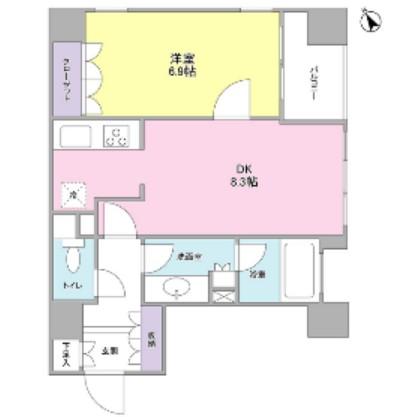 グランカーサ銀座イースト905号室