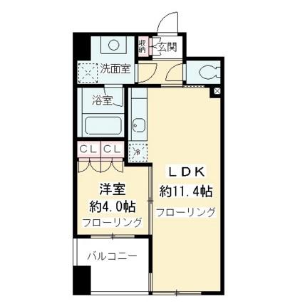 ニューシティアパートメンツ千駄ヶ谷Ⅱ1202号室