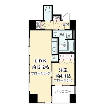 ニューシティアパートメンツ千駄ヶ谷Ⅱ703号室
