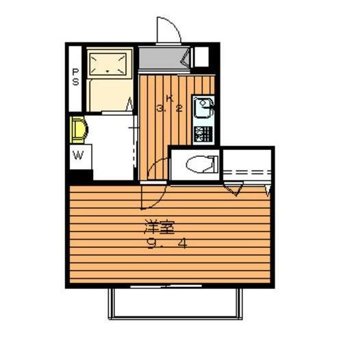 メゾン奈良202号室