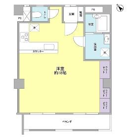 代々木グランドコーポラス305号室