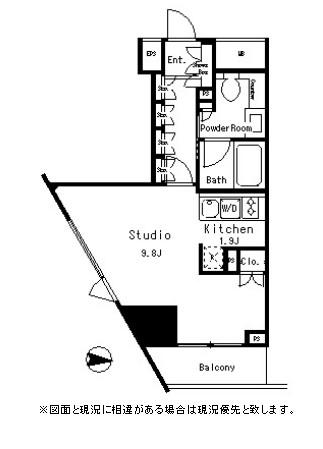 MFPRコート目黒南301号室