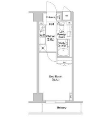 コンフォリア西新宿1503号室