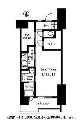 パークキューブ東品川311号室