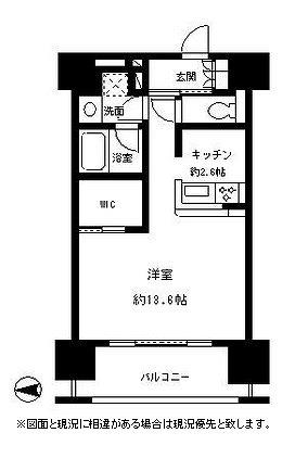 パークキューブ東品川915号室