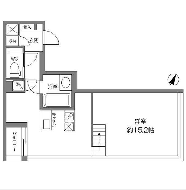フォレシティ東麻布802号室