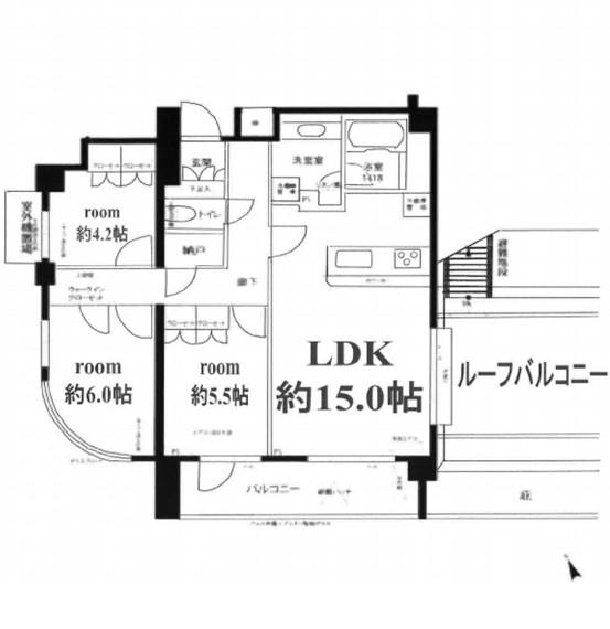 フォレシティ富ヶ谷801号室