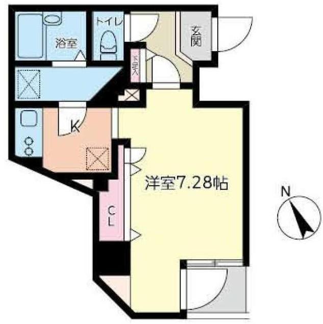 フォレシティ六本木501号室