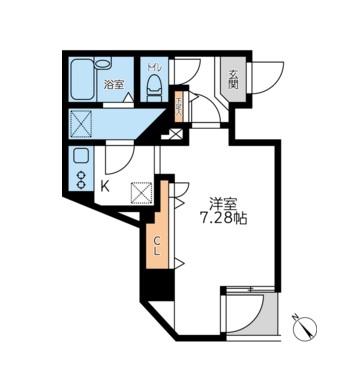 フォレシティ六本木901号室