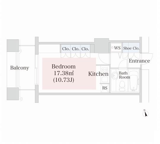 ラ・トゥール神楽坂1007号室