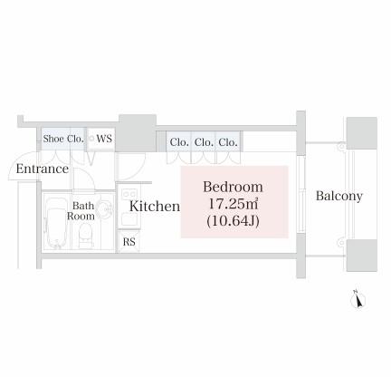 ラ・トゥール神楽坂303号室