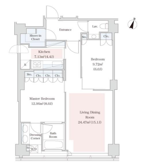 ラ・トゥール青葉台3207号室