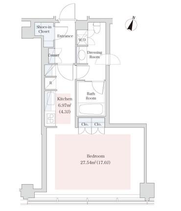 ラ・トゥール青葉台3208号室