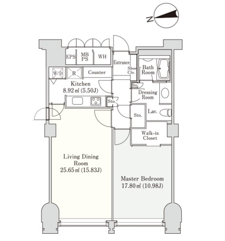 ラ・トゥール千代田2911号室