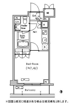 ヒルトップハウス池尻108号室