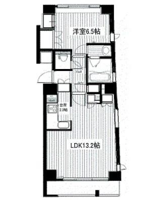 プロシード西新宿1203号室