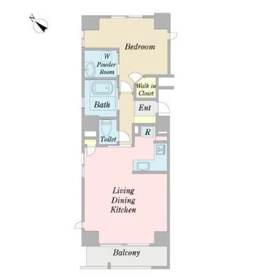 プロシード西新宿1401号室