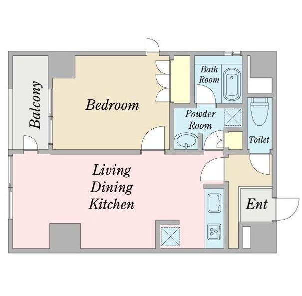 プロシード西新宿902号室