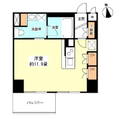 グランカーサ新宿御苑704号室