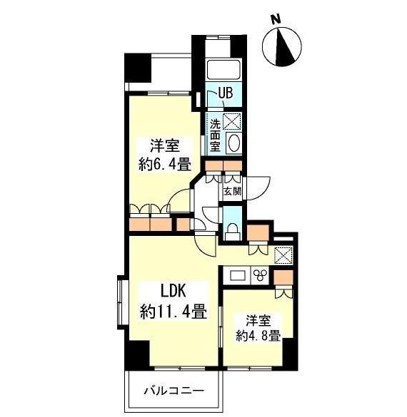 グランカーサ新宿御苑902号室