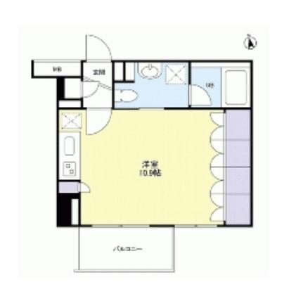 グランカーサ新宿御苑903号室