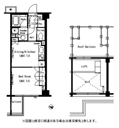 パークアクシス目黒本町507号室