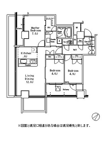 MFPR目黒タワー1603号室