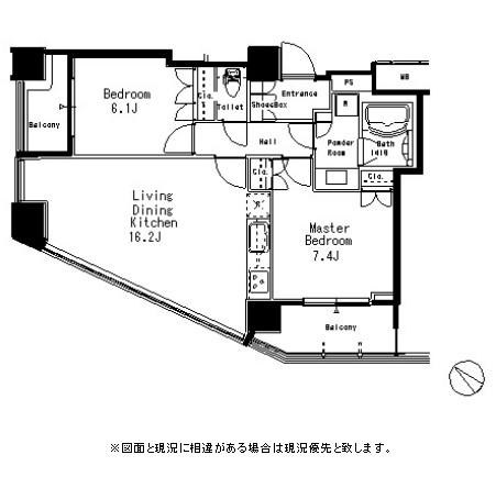MFPR目黒タワー1801号室