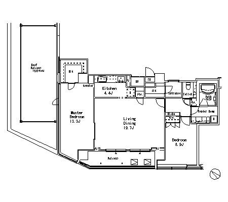 MFPR目黒タワー2301号室