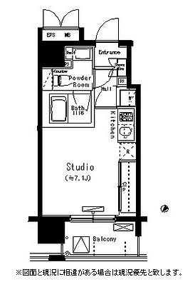 パークアクシス八丁堀705号室