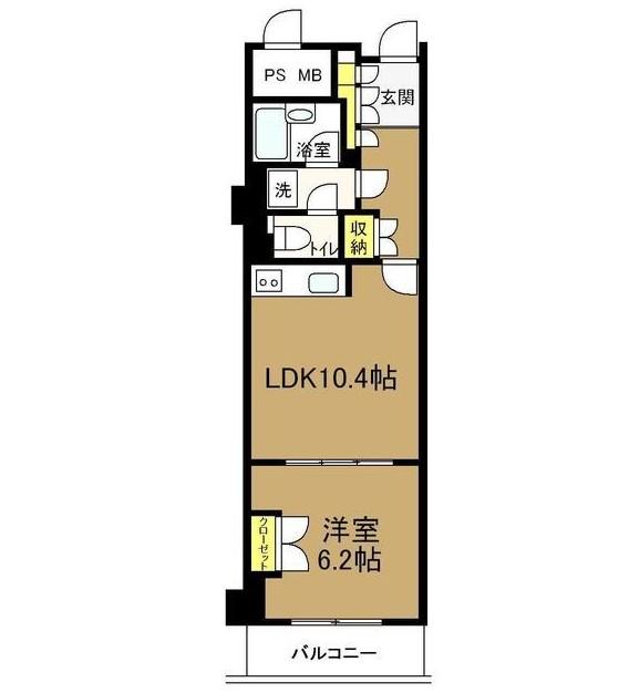パーク・ノヴァ神宮前304号室