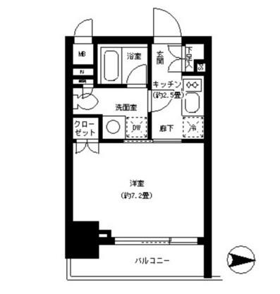 パークキューブ神田508号室