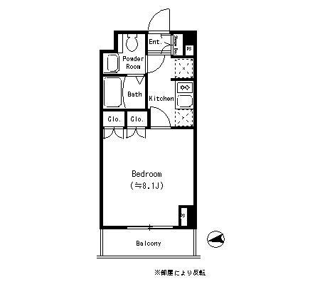 パークキューブ四谷三丁目502号室